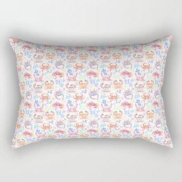 pirate crabs Rectangular Pillow