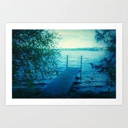 Wanderer Art Print