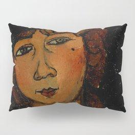"Amedeo Modigliani ""Lolotte"" Pillow Sham"
