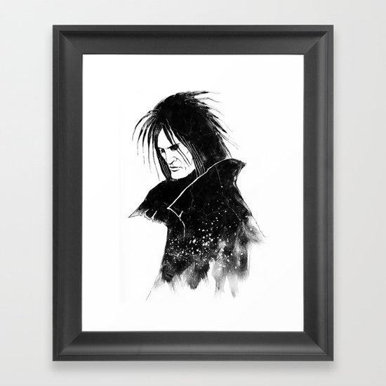 Lord of Dreams Framed Art Print