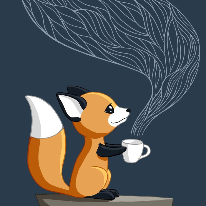 Fox Tea Leggings