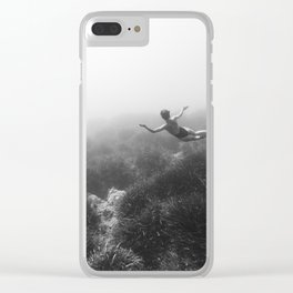 170612-7131 Clear iPhone Case