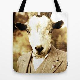 Goatman Tote Bag