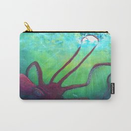 Grasping from the Deep Carry-All Pouch