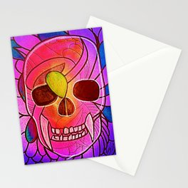 CRÁNEOS 31 Stationery Cards