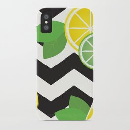 Simply the Zest iPhone Case