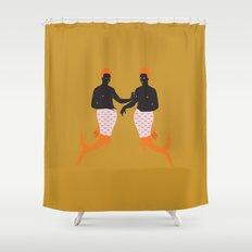 Gabrielle II Shower Curtain