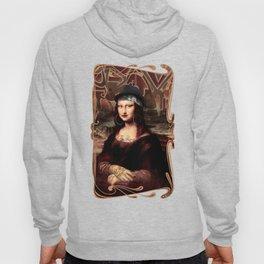 Chicana Mona Lisa Hoody