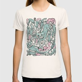 Foo Dogs T-shirt