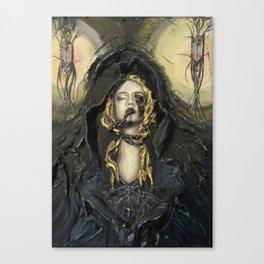 The Shroud Canvas Print