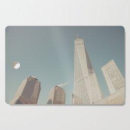World Sky - New York City Cutting Board
