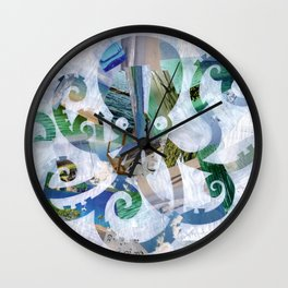 For the love of Octopus Wall Clock
