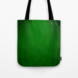 Emerald Divergence Tote Bag