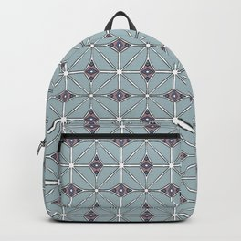 Geometrical patterns Backpack