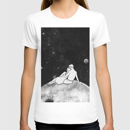 The greatest moon. T-shirt
