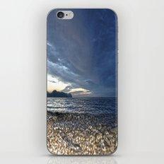 sea landscape iPhone & iPod Skin