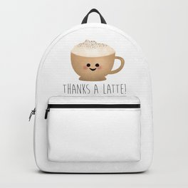 Thanks A Latte Backpack