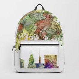 Baltimore, Maryland Skyline SG - Faded Glory Backpack
