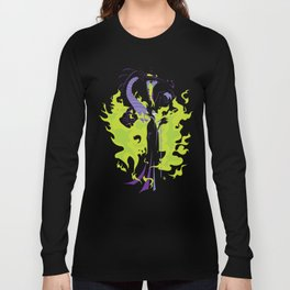 Maleficent Mistress of All Evil Long Sleeve T-shirt