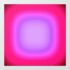 Pink Focus Canvas Print