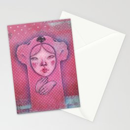 The ghost of you Stationery Cards
