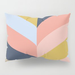 SUNSET MINIMAL STRIPES Pillow Sham