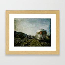 Rip Van Winkle Flyer Framed Art Print