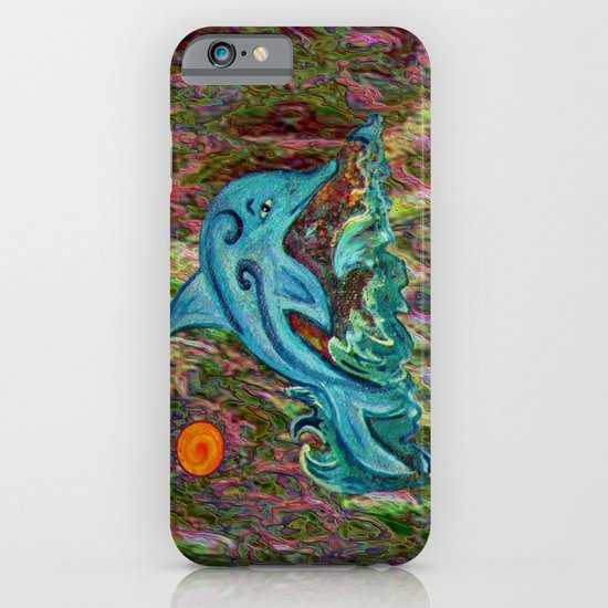 Dolphin iPhone & iPod Case