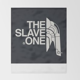 The Slave One Throw Blanket