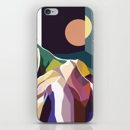 At Mont-Rebei iPhone Skin