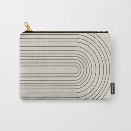 Arch Art, Modern Pattern, Mid Century  Carry-All Pouch