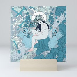 Lucid Interval Mini Art Print