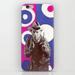King Tut and the Gunslinger iPhone Skin