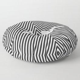 seperation Floor Pillow