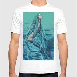 Danaë's Immaculate Conception (Revised) T-shirt