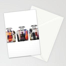 Glass Fashion Stationery Cards