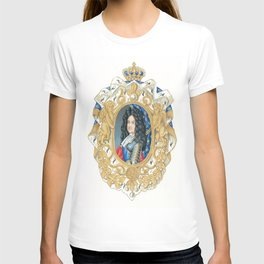 King Louis XIV T-shirt