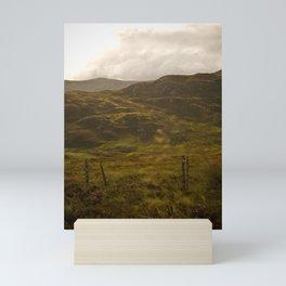 between Inverness and Glasgow Mini Art Print