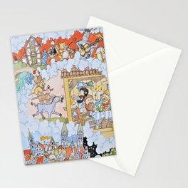 I musicanti di Brema Stationery Cards