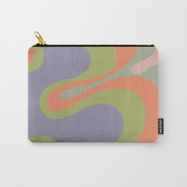 Popart pattern, modern, minimal, playful  Carry-All Pouch