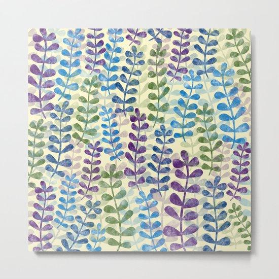 Pattern 70 Metal Print