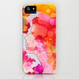 Passion Dreams iPhone Case