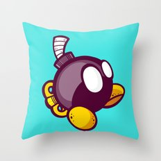 Bob's the Bomb Throw Pillow