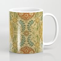 antique Mugs featuring Antique Vine by Durin Eberhart