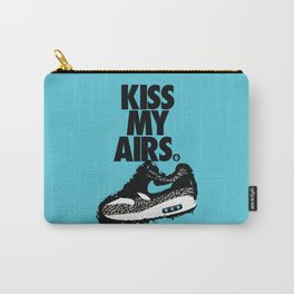 Kiss My Airs [atmos x AM1 Elephant Print] Carry-All Pouch