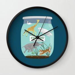 Ecorich Wall Clock