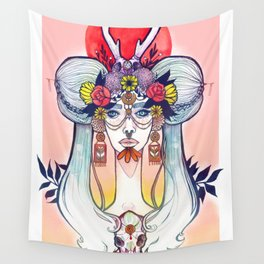 Hooves & Hammer Wall Tapestry