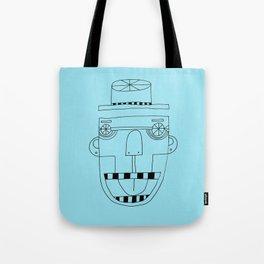 Funky Monkey Tote Bag