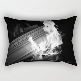 Still (b&w) Rectangular Pillow