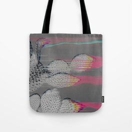 The Cactus Interference Tote Bag